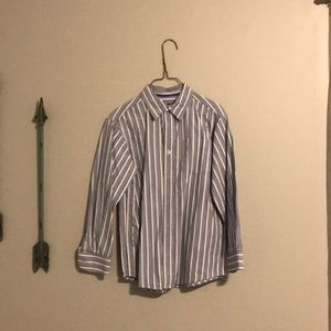 Boys long sleeve dress shirt